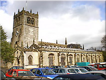 SD5192 : Holy Trinity Church, Kendal by Alexander P Kapp