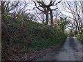 SM9327 : St Lawrence camp, Welsh Hook by ceridwen