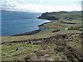 NG1953 : Boreraig Bay by John Allan