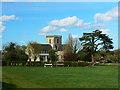 SU2764 : St Mary's church, Great Bedwyn by Brian Robert Marshall