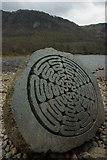 NY2621 : The 'Hundred Year Stone' by Philip Halling