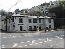SX2553 : The 'Globe Inn', Looe by Dr Neil Clifton