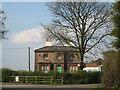 SJ4685 : Brook House Farm, Halewood. by Sue Adair