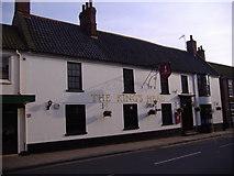 TG0738 : The Kings Head public house by Mark Hobbs