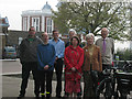 TQ3877 : Geograph meet at the Greenwich Observatory by Stephen Craven