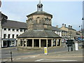 NZ0516 : The Market Place, Barnard Castle by JThomas