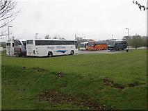 TL4259 : Coach Park by Michael Trolove