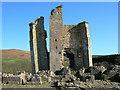 NU1109 : Edlingham Castle by JThomas
