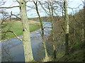 NT9047 : The River Tweed by JThomas