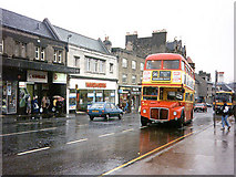 NS4263 : Johnstone High Street by David Roberts