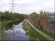 SO9695 : Bull Lane View by Gordon Griffiths