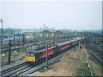 TQ2182 : Virgin West Coast, loco-hauled through Willesden by Stephen Craven