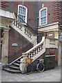 TL4558 : Ornate staircase by Given Up