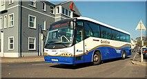 "D1241 : ""Goldline"" express coach, Ballycastle by Albert Bridge"