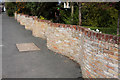 TL5256 : Crinkle crankle wall, Fulbourn by Bob Jones