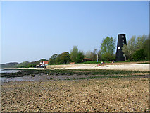 TA0225 : The Foreshore, Humber Bridge Country Park by Bill Henderson