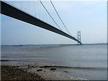 TA0225 : The Humber Bridge by Bill Henderson