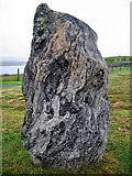 NB2133 : Stone portrait, Callanish by Andrew Curtis