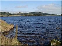 NS4875 : Cochno Loch by Stephen Sweeney