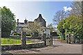 SS9774 : Crossways House - Cowbridge by Mick Lobb