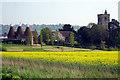 TQ7038 : Church Farm Oast, Brick Kiln Lane, Horsmonden, Kent by Oast House Archive