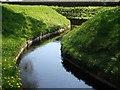 NY9875 : Whittledean Watercourse by Joan Sykes