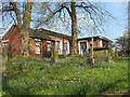 SJ7560 : St Mary's church hall, Sandbach by Stephen Craven