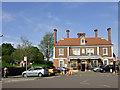 SP7487 : Market Harborough Railway Station by Stephen Pointer