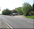 TF4806 : Wisbech & Upwell tramway - Inglethorpe Hall by Evelyn Simak