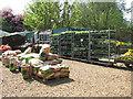 TF4806 : Farm shop by Inglethorpe Hall by Evelyn Simak