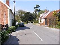 TM3864 : Church Lane, Kelsale by Adrian Cable