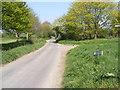 TM3865 : Butchers Road, Kelsale by Adrian Cable