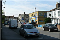 TQ3266 : Gladstone Road, Croydon by Peter Trimming