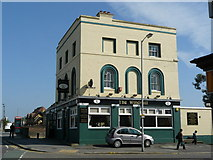 TQ3266 : The Windmill Public House by Peter Trimming