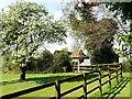 TL2138 : Dovecote Church Farm Astwick by Dylan Mills