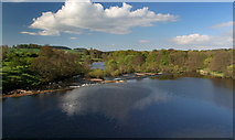 NY9170 : River North Tyne by Peter McDermott