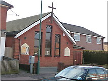 SZ0893 : Bournemouth : Seventh Day Adventist Church by Lewis Clarke