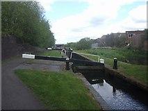 SO9988 : Titford Locks - Lock No 2 by John M
