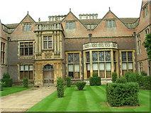 SP2556 : Charlecote Park House by JThomas