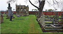 TA1181 : The Rudston memorial, Filey by Peter Church