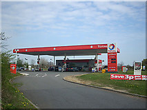 TL8820 : Total filling station at Feering services by Andy Potter