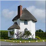ST5963 : Stanton Drew toll house by Jonathan Billinger