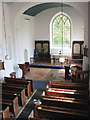 TG3006 : St Mary's church - view from the gallery by Evelyn Simak
