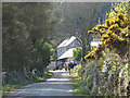SH2328 : Treheli Farm, Rhiw on the Llyn Peninsula by STEVE POVEY