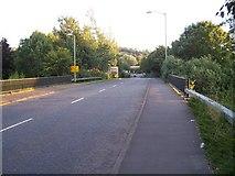 SS9612 : Tiverton : Heathcoat Way by Lewis Clarke