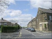 SE1734 : Wellington Road - Dudley Hill Road by Betty Longbottom