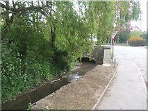 SO5793 : Improvements to  watercourse by John M