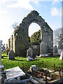 O0663 : Church at Ardcath, Co. Meath by Kieran Campbell