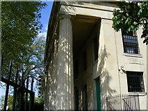 TQ3377 : St George's Church, Wells Way, Camberwell by PAUL FARMER