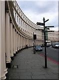 TQ2882 : Park Crescent W1 by Robin Sones